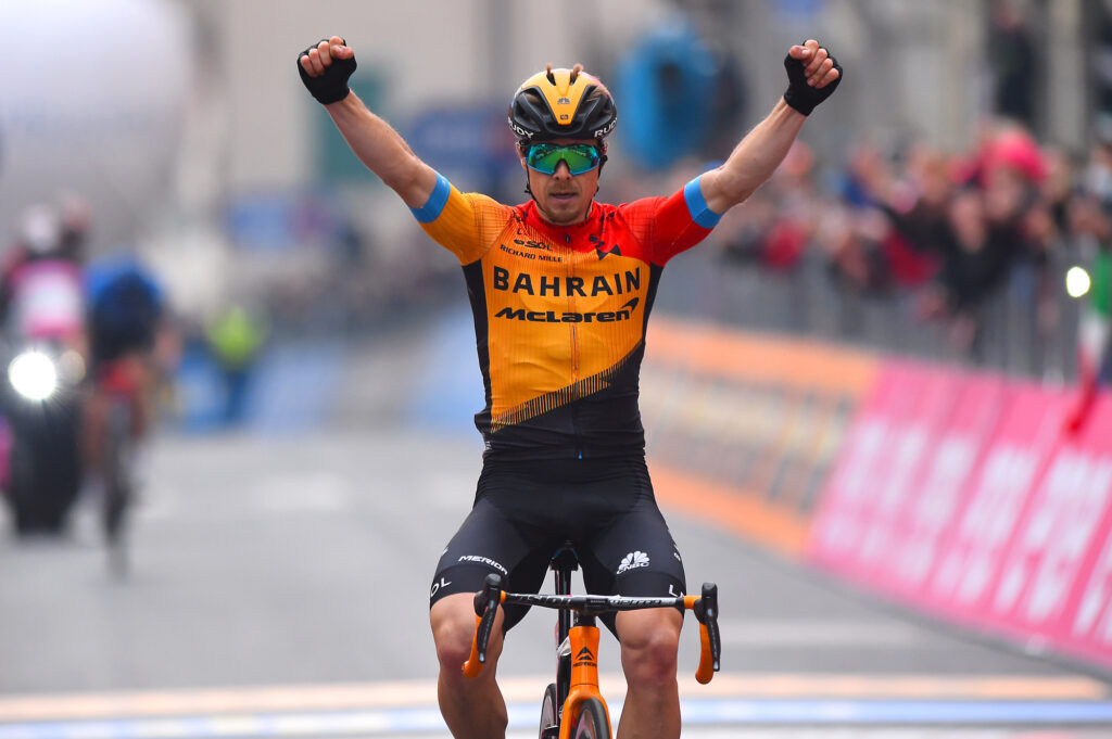 ヤン・トラトニク ジロ・デ・イタリア 第16ステージ独走勝利!